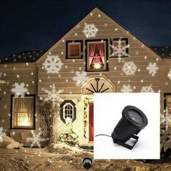 Chritmas Snowflake Projector Light