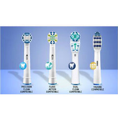 Oral B Compatible Toothbrush Heads