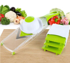 6 Pcs Kit Veggie Slicer