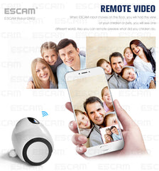 ESCAM Smart Robot QN02
