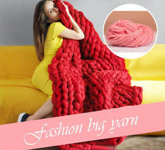 Icelandic Big Yarn For Knitting with Needle