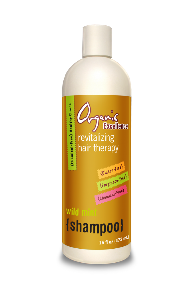 Organic Excellence Shampoo