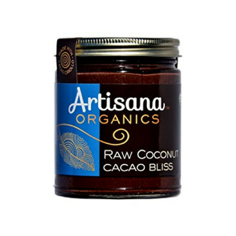 Raw Coconut Cacao Bliss