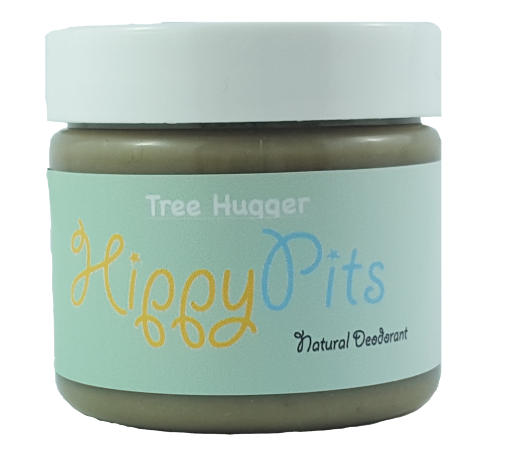 "Natural ""Hippy Pits"" Deodorant"