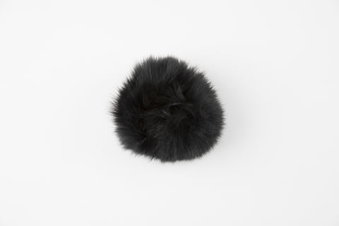 Black Fox Poof - Vice Versa Hats