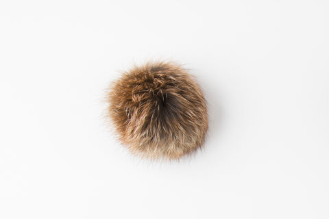 Red Fox Poof - Vice Versa Hats