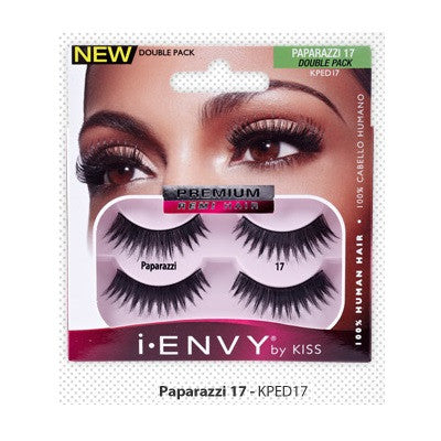 Kiss i-Envy Paparazzi Double Lashes