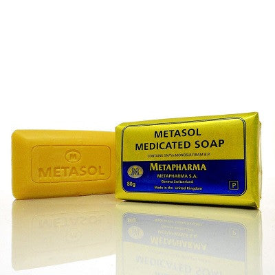 Metasol Medicated Soap