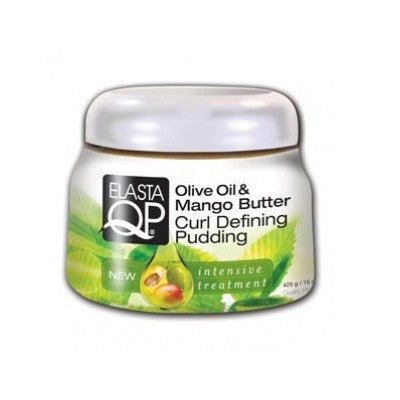 Olive Oil & Mango Butter Curl Defining Pudding 15 oz
