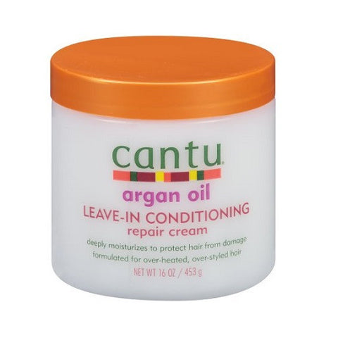 Argan Oil Leave-In Conditioning Repair Cream 16 oz