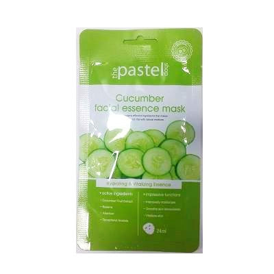 The Pastel Shop Cucumber Facial Essence Mask