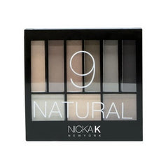 NICKA K Perfect 9 Eyeshadow Palette Set