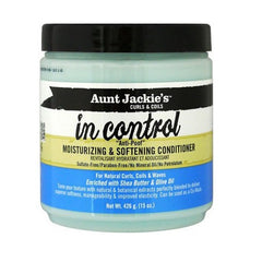 Aunt Jackie's Curl & Coil Conditioners