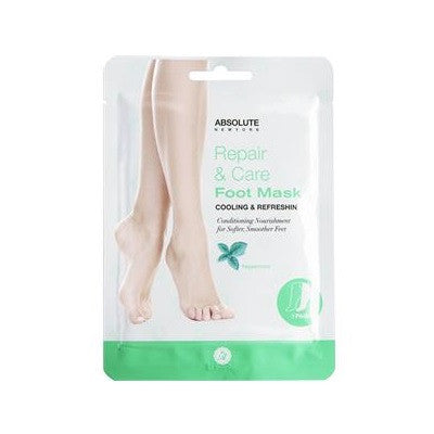 Absolute New York Repair & Care Foot Mask