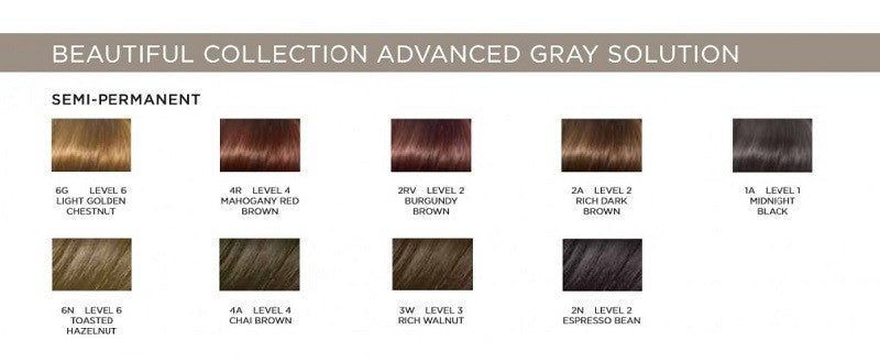 Clairol Professional Advanced Gray Solution