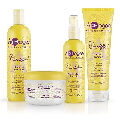ApHogee's Curlific! For Naturally Textured Hair