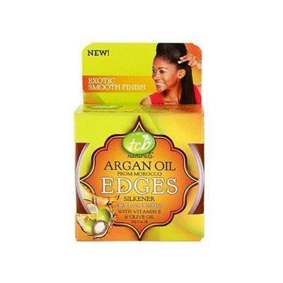 TCB Naturals Argan Oil Edges
