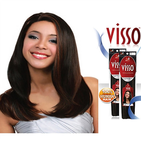 Bobbi Boss Visso 100% Human Hair (Yaki)