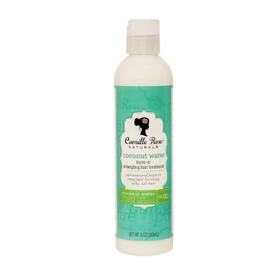 Camille Rose Coconut Water Leave-In Detangling Hair Treatment 8 oz