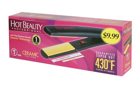 Hot Beauty Professional Ceramic Flat Irons