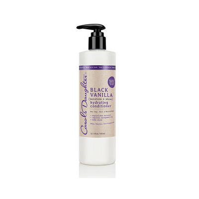 Carol & Daughter Black Vanilla Moisture & Shine Hydrating Conditioner 12 fl oz