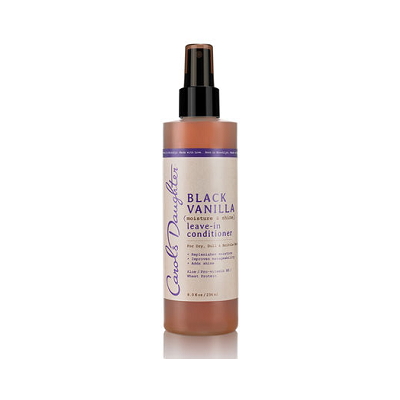 Carol & Daughter Black Vanilla Moisture & Shine Leave-In Conditioner 8.0 fl oz