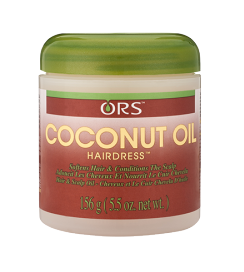 ORS Natural Coconut Oil Hairdress
