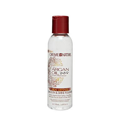 Creme of Nature Heat Defense Smooth & Shine Polisher 4 fl oz