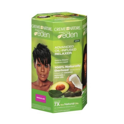 Creme of Nature Straight from Eden Relaxer