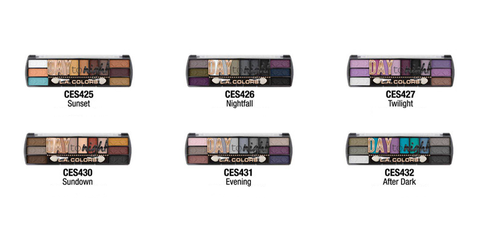 L.A. Colors Day to Night Eyeshadow
