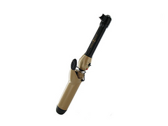 Gold 'N Hot Professional Ceramic Spring Curling Iron