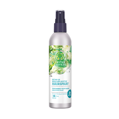 Herbal Essences Hair Spray 8 oz