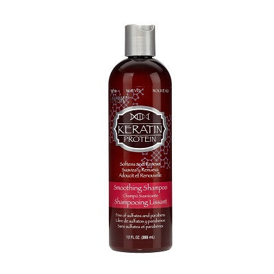 Hask Keratin Protein Smoothing Shampoo & Conditioners 12 fl oz