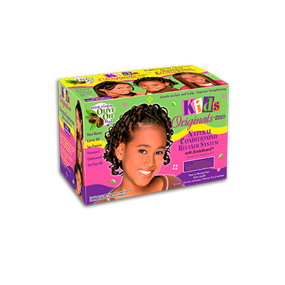 Kids Originals by Africa's Best Natural Conditioning Relaxer System