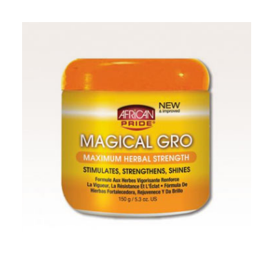 African Pride Magical Gro Maximum Strength Herbal