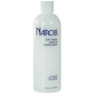 Nairobi Soft Finish Leave-In Conditioner