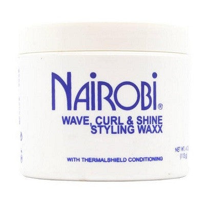 Nairobi Wave, Curl & Shine Styling Wax