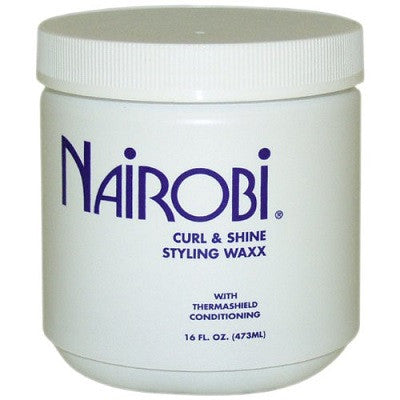 Nairobi Curl & Shine Wax