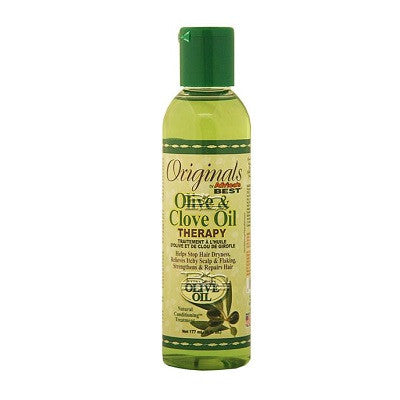 Originals by Africa's Best Olive & Clove Oil Therapy