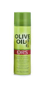 Olive Oil Nourishing Sheen Spray 11.7 fl oz