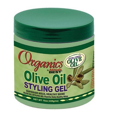 Organics by Africa's Best Olive Oil Styling Gel