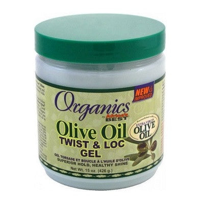 Originals Olive Oil Twist & Loc Gel 15 oz
