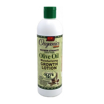 Originals by Africa's Best Olive Oil Moisturizing Growth Lotion 12 fl oz