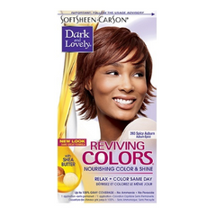 Dark and Lovely Reviving Colors