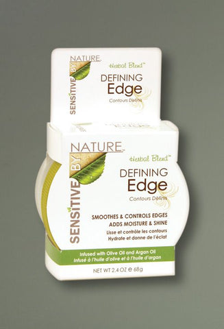 Sensative By Nature Defining Edge Control