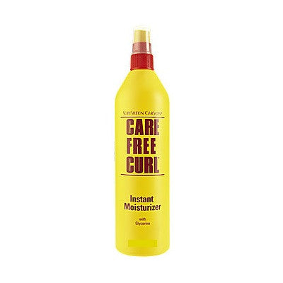 Care Free Curl Instant Moisturizer with Glycerine