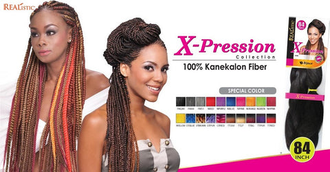 X-Pression Collection
