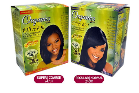 Organics by Africa's Best Olive Oil Relaxers