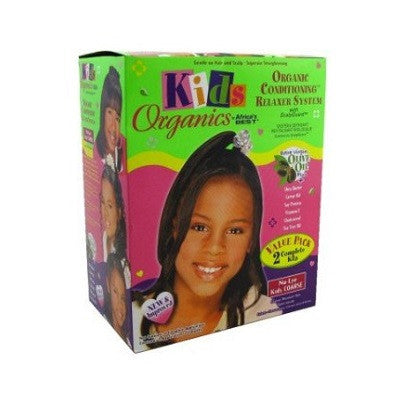 Kids Organics by Africa's Best Organic Conditioning Relaxer System