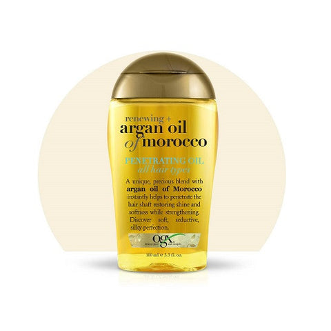 Renewing Argan of Morocco Oils 3.3 fl oz